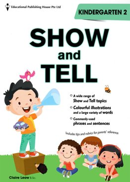 Show and Tell K2