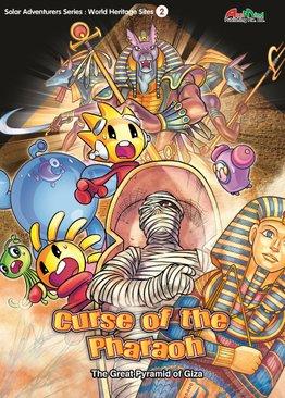 Solar Adventurers: Curse Of The Pharoah – The Great Pyramid Of Giza