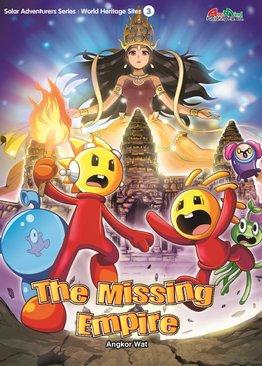 Solar Adventurers: The Missing Empire – Angkor Wat