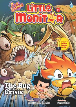 Little Monitor – The Bug Crisis