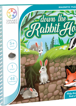 SmartGames Down The Rabbit Hole
