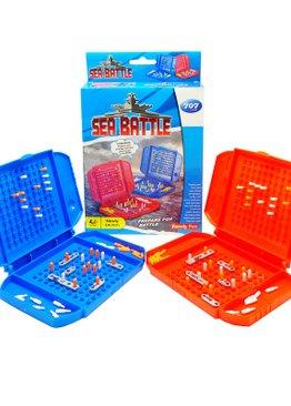 Board Game Play N Learn 707 Math Skills Sea Battle Strategy Game