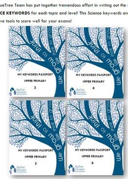 P4 Science Keyword Passport