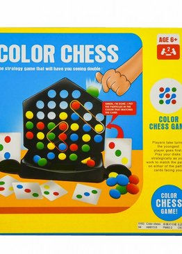 Board Game Math Skills Play N Learn Colour Chess Fun Learning Game