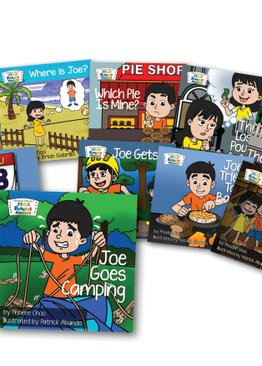 STAR Readers for ages 5 and up-10 graded books