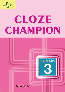 Cloze Champion ( Primary 3 )