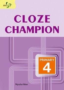 Cloze Champion ( Primary 4 )