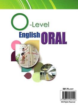 O Level English ORAL