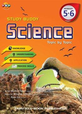 Primary 5&6 Study Buddy Science