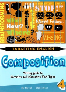 Targeting English Composition 4