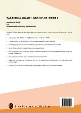 Targeting English Grammar 5