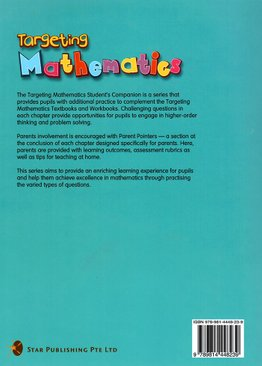 Targeting Maths Student's Companion 2A