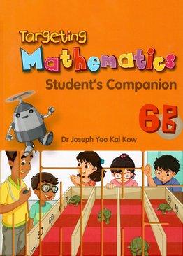 Targeting Maths Student's Companion 6B