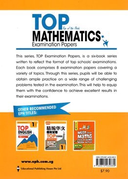 TOP Maths Examination Papers 1