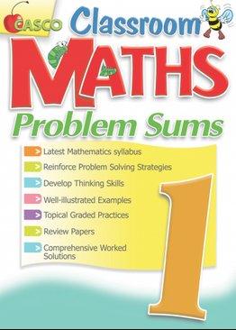 Classroom Maths Problem Sums 1
