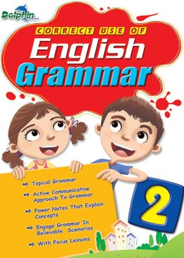 Primary 2 Correct Use of English Grammar