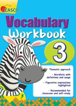 Vocabulary Workbook 3