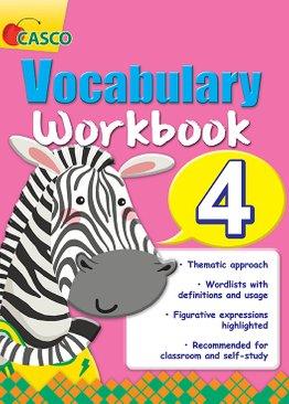 Vocabulary Workbook 4