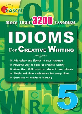 IDIOMS for Creative Writing 5