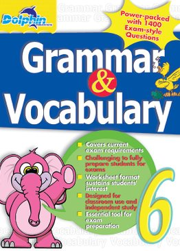 Grammar & Vocabulary Six