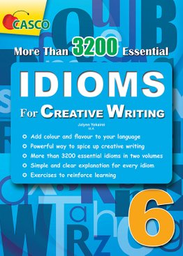 IDIOMS for Creative Writing 6