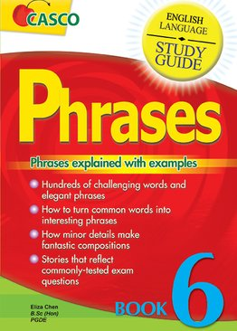 English Language Study Guide Phrases 6