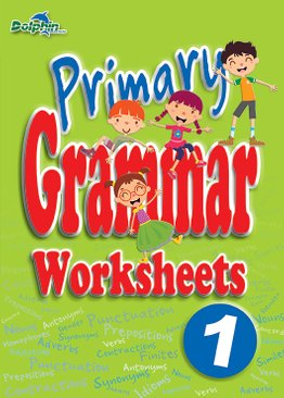 Primary Grammar Worksheets 1