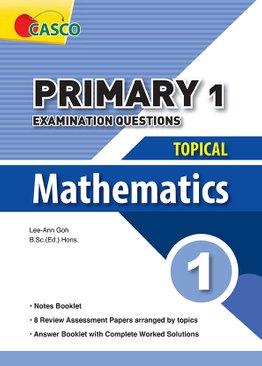 Examination Questions - Topical Mathematics 1
