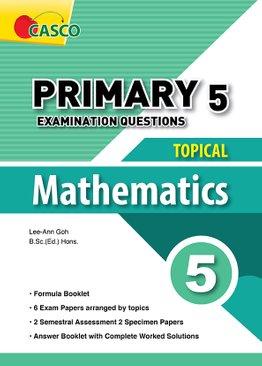 Examination Questions - Topical Mathematics 5