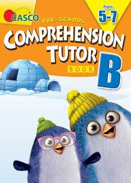 Pre-School Comprehension Tutor Book B