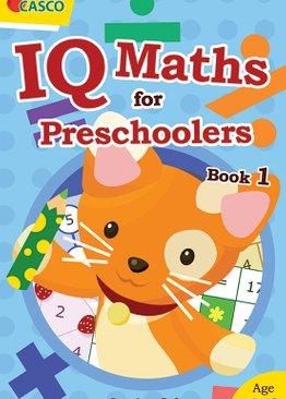 IQ Maths for Preschoolers Book 1