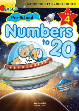 Maths Tutor Early Skills Series Book 4: Numbers to 20