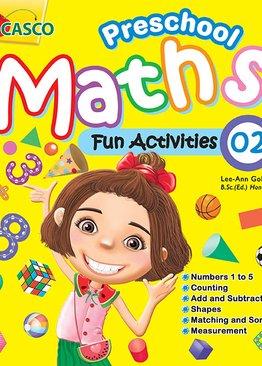 Pre-School Mathematics Fun Activities 02