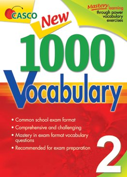 New 1000 Vocabulary 2