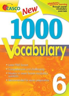 New 1000 Vocabulary 6