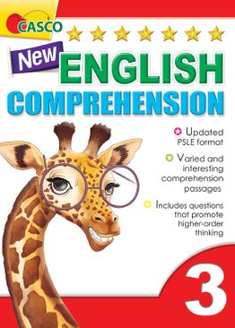 New English Comprehension 3
