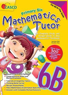 Mathematics Tutor 6B - Revised