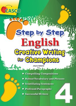 Step by Step English for Creative Writing Champions 4