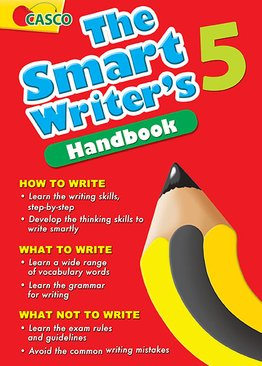 The Smart Writer's Handbook 5