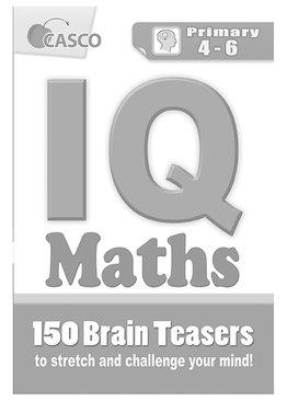 IQ Maths 150 Brain Teasers 4-6