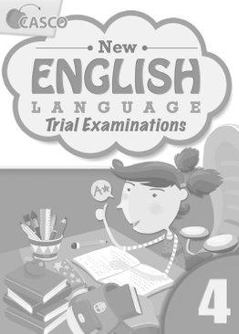 New English Language Trial Examinations 4