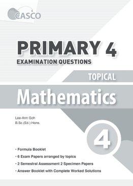 Examination Questions - Topical Mathematics 4