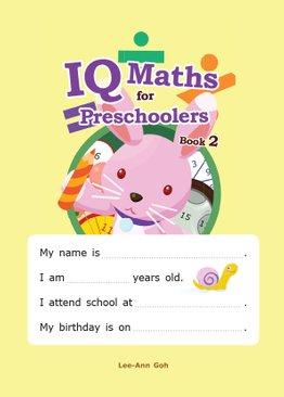 IQ Maths for Preschoolers Book 2