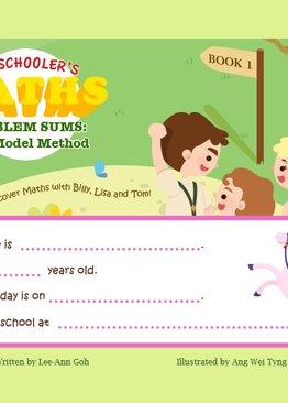 Preschoolers Maths Problem Sums Book 1