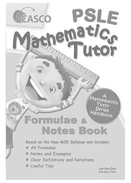 PSLE Maths Tutor F.A.N. Revised