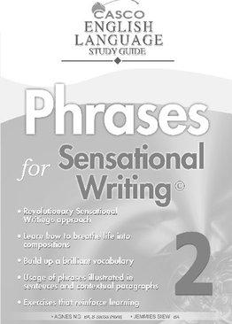 Phrases for Sensational Writing 2