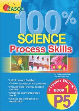 100% Science Process Skills - Primary 5