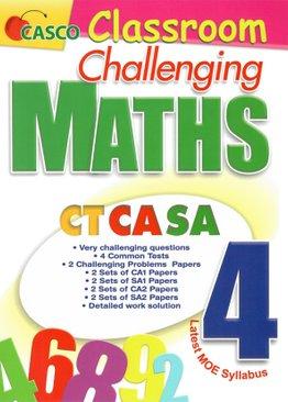 Classroom Challenging Maths 4