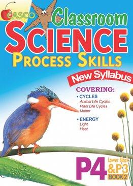Classroom Science Process Skills Primary 4