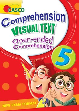 Comprehension Visual Text Open-Ended 5